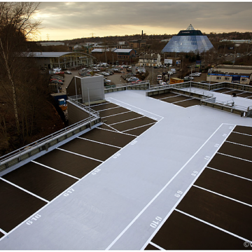 Car Park Decking Systems