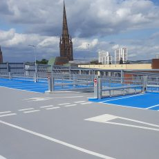 Deckmaster Provides Quality Parking For New Developments In Coventry